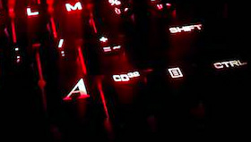 Custom Amiga Cherty MX keycaps
