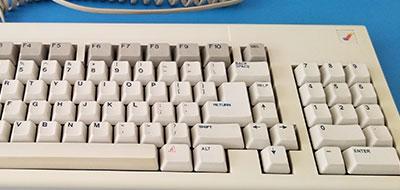 Amiga 1000 keyboard