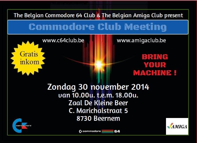 Meeting 30 november 2014