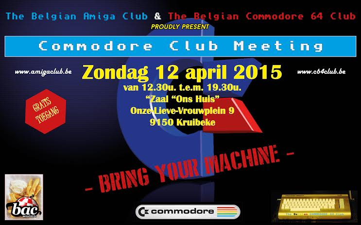 Meeting 12 April 2015
