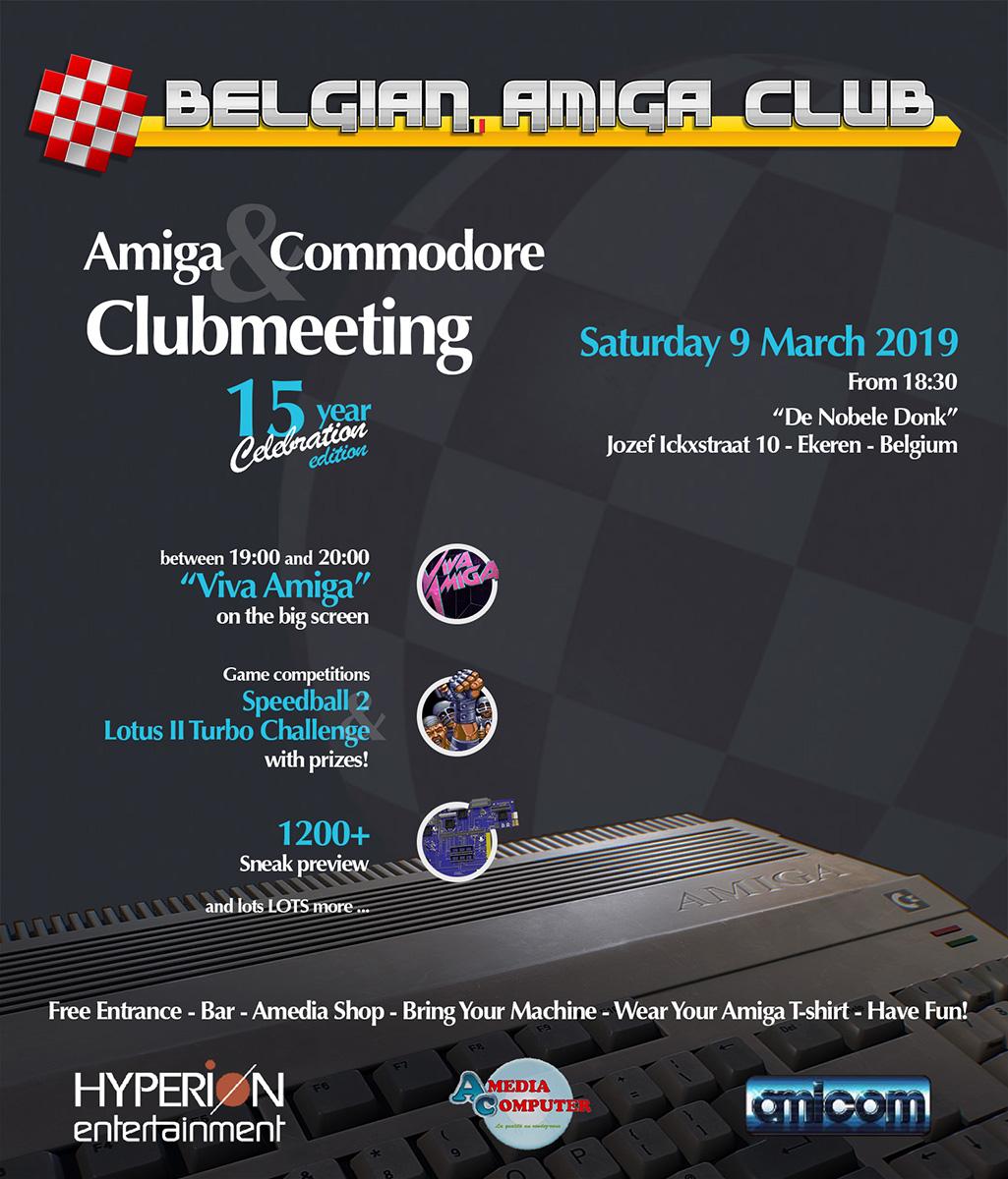 Meeting 9 maart 2019