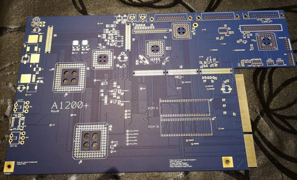 a1200+ PCB